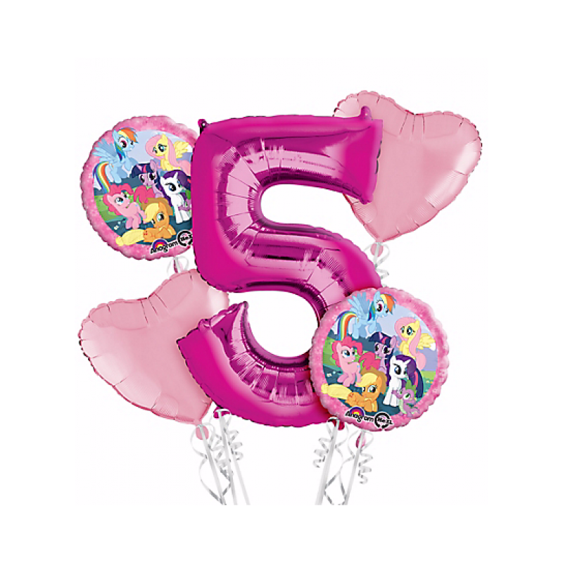 My Little Pony Madness Balloon Bouquet